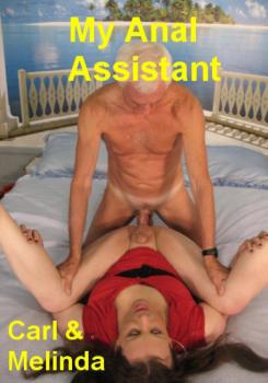 My Anal Assistant – Melinda