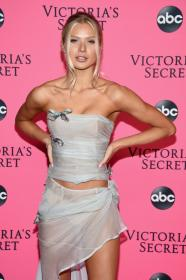 Josie Canseco -        Victoria's Secret Viewing Party NYC December 2nd 2018.