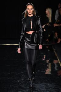 Candice Swanepoel - Versace Pre-Fall 2019 Fashion Show in NYC 12/2/18