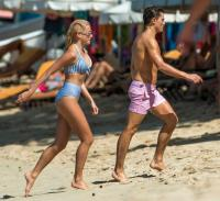 Pixie Lott | Swimsuit in Barbados | December 5 | 29 pics