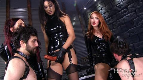 Mistress liliane tiger in latex boots fucking images