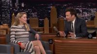 Amber Heard @ The Tonight Show starring Jimmy Fallon | December 7 2018