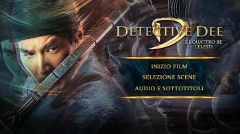 Detective Dee: I 4 re celesti (2018) DVD5 Compresso - ITA