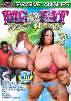 Big Um Fat Black Freaks #8