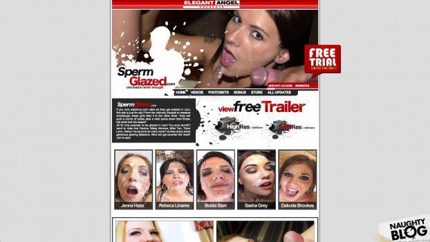 SpermGlazed.com - SITERIP