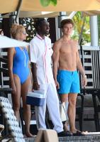 Pixie Lott | Swimsuit in Barbados | December 9 | 29 pics