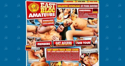 EastBlocAmateurs.com