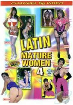Latin Mature Women #4