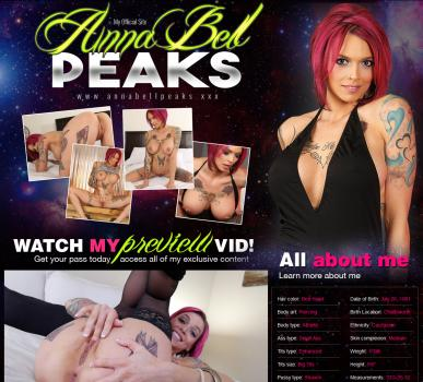 AnnaBellPeaksXXX (SiteRip) Image Cover