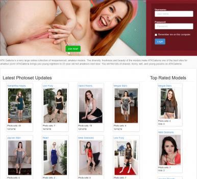 ATKGalleria (SiteRip) Image Cover