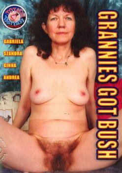 Grannies Got Bush – Hairy