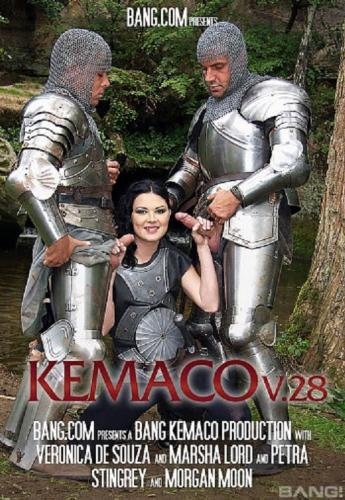 Kemaco 28 (Kemaco, Bang! Kemaco) [2018 г., Anal, Outdoor, Facial Cumshot, Double Penetration, Threesome, Historical Costumes, Brunette, Blonde, Red Head, WEB-DL, 720p]