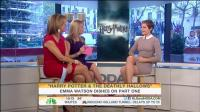 Emma Watson @ Today Show | November 16 2010 | ReUp