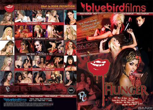 The Hunger (Bluebird Films) [2017 г., Anal, Big Boobs, Cum Swapping, Facial Cumshot, Fetish, Foot Fetish, Lingerie, Threesome, HDRip, 720p]