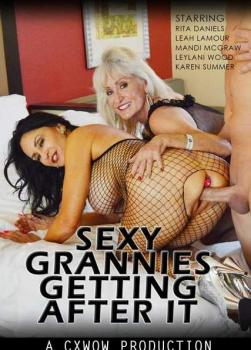 Sexy Grannies Getting After It
