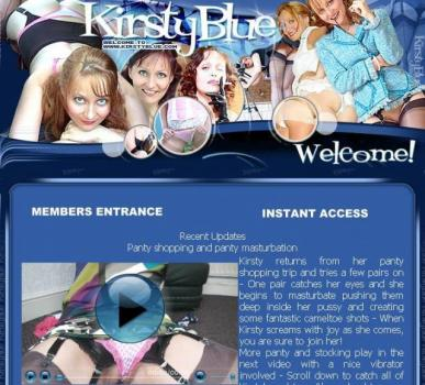 KirstyBlue (SiteRip) Image Cover