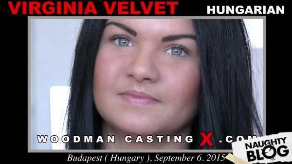Woodman Casting X - Virginia Velvet