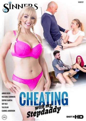Cheating With My Stepdaddy / Измена с отчимом (Victoria Summers, Sinners) [2017 г., Softcore, WEB-DL, 720p] [rus]