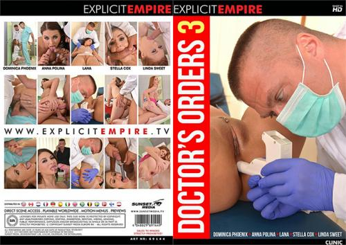 Doctor s Orders 3 (Explicit Empire) [2018 г., Anal, Big Boobs, Creampie, DP, Medical Fetish, HDRip, 720p]