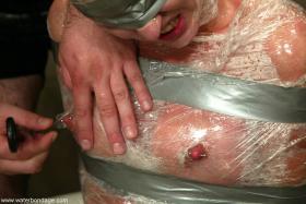 Info: BDSM, Water bondage, Fetish