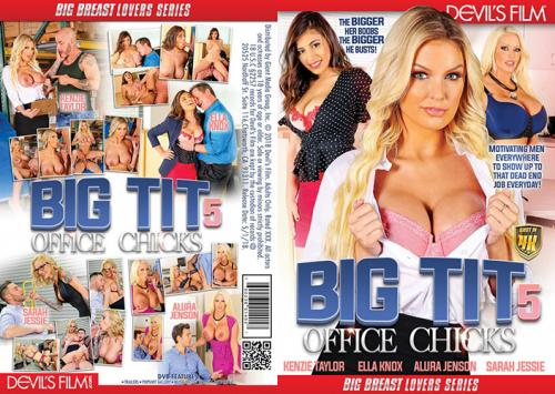 Big Tit Office Chicks 5 (Devils Film) [2018 г., All Sex,Big Boobs,Office, HDRip, 1080p]