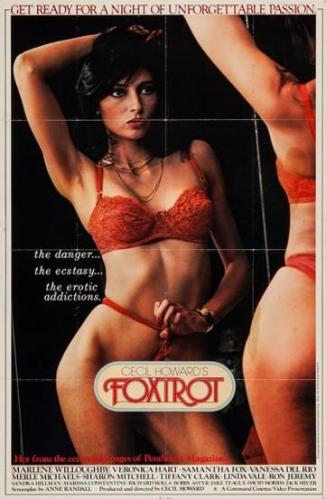 Foxtrot / Фокстрот (Cecil Howard, Command Cinema Corporation) [1982 г., Adult, BDRip, 720p]