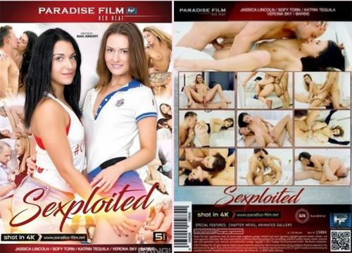 Sexploited (Max Jerkoff, Paradise Film) [2017 г., Teens, Anal, Facial Cumshot, Threesome, Lingerie, HDRip, 720p]