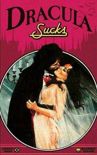 Dracula Sucks / Похотливый укус (Phillip Marshak, Backstreet Productions,First International Pictures,M R Productions) [1978 г., Adult | Horror, BDRip, 720p]