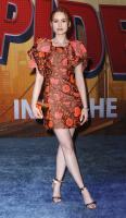 Madelaine Petsch -     ''Spider-Man: Into The Spider-Verse'' Premiere Westwood December 1st 2018.